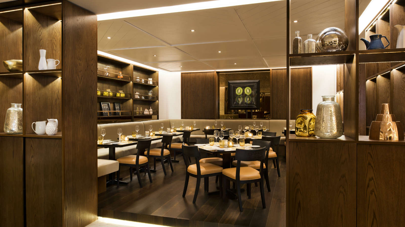 Contemporary european restaurant in doha market by jean for W hotel in room dining menu